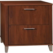 Bush® Somerset Collection Lateral File, Hansen Cherry