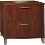 Bush Furniture Somerset 30W Lateral File, Hansen Cherry (WC81780)