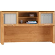 Bush Furniture Somerset 60W Hutch, Maple Cross (WC81431)