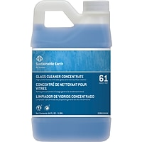Sustainable Earth by Staples Handy Mix #61 Glass Cleaner 64 Oz Deals