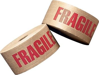 Staples Kraft Fragile Tape 03