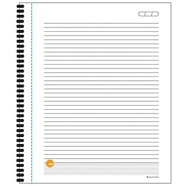 AT-A-GLANCE® Undated Planning Notebook Refill
