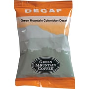 Green Mountain® Colombian Ground Coffee, Decaffeinated, 2.2 oz., 50 Packets