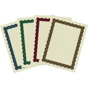 Metallic Parchment Certificates
