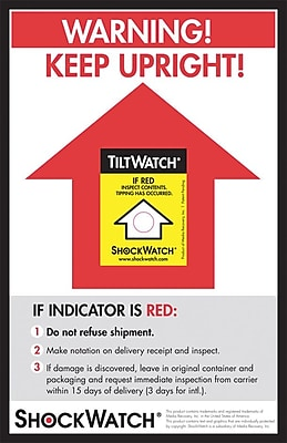 Staples Tiltwatch Optional Companion Label 5