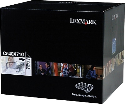 Lexmark Black Imaging Kit (C540X71G)