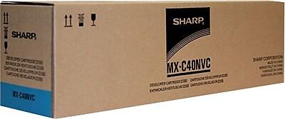 Sharp Cyan Developer (MX-C40NVC)