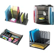 Safco® Onyx Mesh Desk Collection