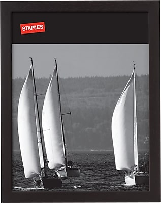 Staples® Wood Frame, 8-1/2