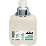 Gojo Green Seal™ Certified Foaming Hand Cleaner, Unscented, 1,250 mL, 3/Ct
