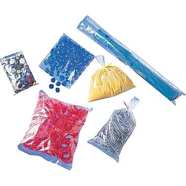 2-Mil Polyethylene Bags, 12