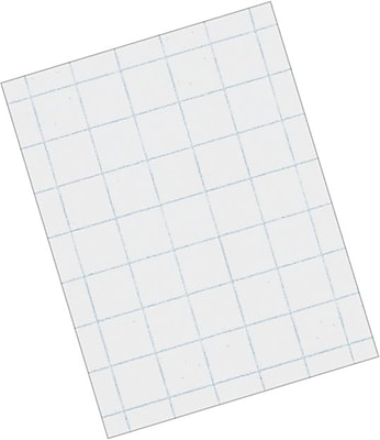 Pacon Quadrille Ruled Graph Paper  Staples