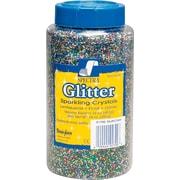 Spectra® 91790 Glitter Sparkling Crystal, Multicolor