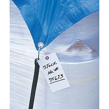 Tyvek® Unwired Tags, 6-1/4 x 3-1/8