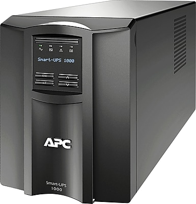 APC by Schneider Electric Smart-UPS 1000VA 8-Outlet LCD UPS