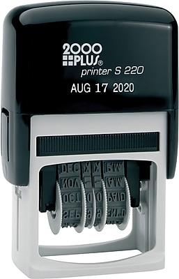 2000 PLUS® Self-Inking Date Stamp