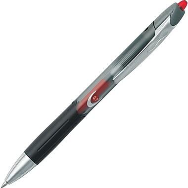 BIC® Triumph™ Retractable Gel-Ink Pens, Medium Point, Red, Dozen