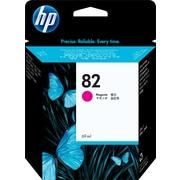 HP - Cartouche d'encre Magenta 82 (C4912A)