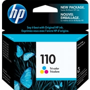HP 110 Tri-Colour Original Ink Cartridge (CB304AN)