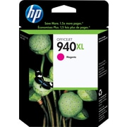 HP 940XL Magenta High Yield Original Ink Cartridge (C4908AN)