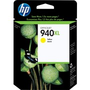 HP 940XL Yellow High Yield Original Ink Cartridge (C4909AN)