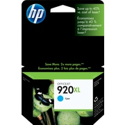 HP 920XL Cyan High Yield Original Ink Cartridge (CD972AN)