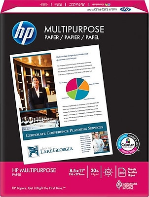 HP Multipurpose Paper, 11