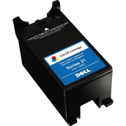 Dell Series 21 Color Ink Cartridge, Standard (U317R)