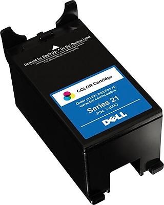 Dell Series 21 Color Ink Cartridge, Standard (U317R)