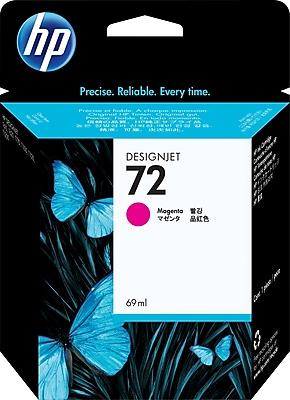 HP 72 69ml Magenta Ink Cartridge (C9399A)