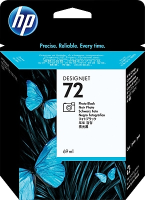 HP 72 69ml Photo Black Ink Cartridge (C9397A)