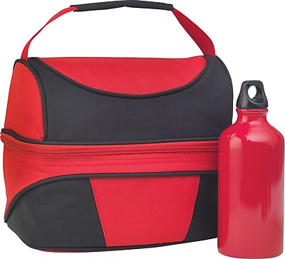 Lunch Tote and Water Bottle