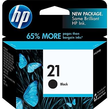 HP 21 Cartouche d'encre noire d'origine (C9351AN)