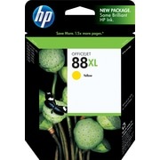 HP 88XL Cartouche d'encre jaune à rendement élevé d'origine (C9393AN)
