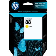 HP 88 Cartouche d'encre OfficeJet jaune d'origine (C9388AN)