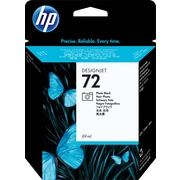 HP C9397A 72 Ink Cartridge, Photo Black, 69mL