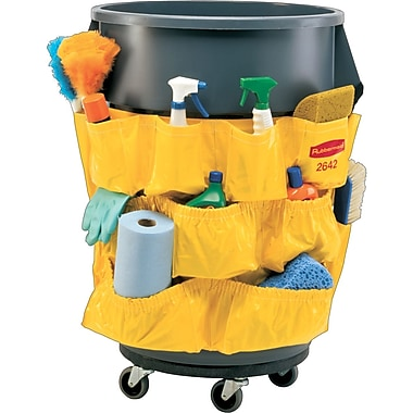 Rubbermaid Brute® Caddy Bag, Yellow