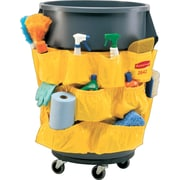 Rubbermaid Brute® Caddy Nylon Bag, Yellow (FG264200YEL)