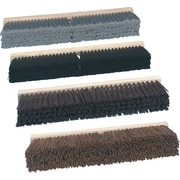 "O'Dell&reg Stiff Polypropylene Floor Brush Head, 24"" Block"