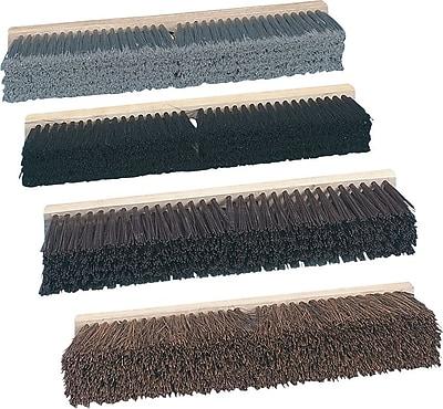 O'Dell Stiff Polypropylene Floor Brush Head, 24