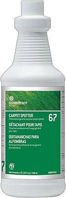 Sustainable Earth by Staples 67 Carpet Spotter, 1 Quart (SEB67032-CC)