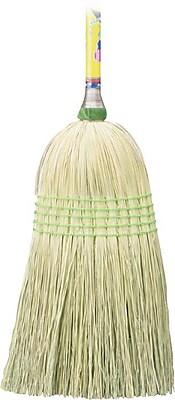 O'Dell® Parlor Broom, Yucca/Corn, 42