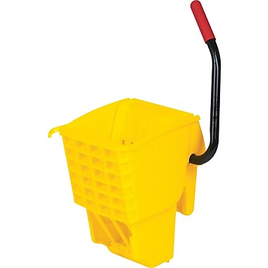 Rubbermaid® FG612788 Mop Wringer, Yellow
