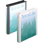 "1""  Cardinal® XtraLife® ClearVue™ Binder with Slant-D® Rings"