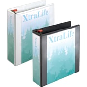 "3""  Cardinal® XtraLife® ClearVue™ Binders with Slant-D® Rings"