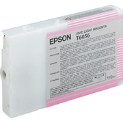Epson 605 110ml Vivid Light Magenta UltraChrome Ink Cartridge (T605600)