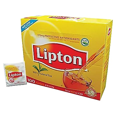 Lipton® Single Serve Tea Bags