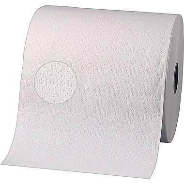 Signature® Premium Hardwound Towel, 2-Ply,White, 12 Rolls/Case