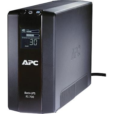 APC Power Saving Back-UPS Pro 700VA LCD Display 6 Outlet (BR700G)