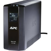 APC Back-UPS 120 VAC, 50/60 Hz +/- 3 Hz 6 Outlet Power-Saving UPS (RS 700VA)
